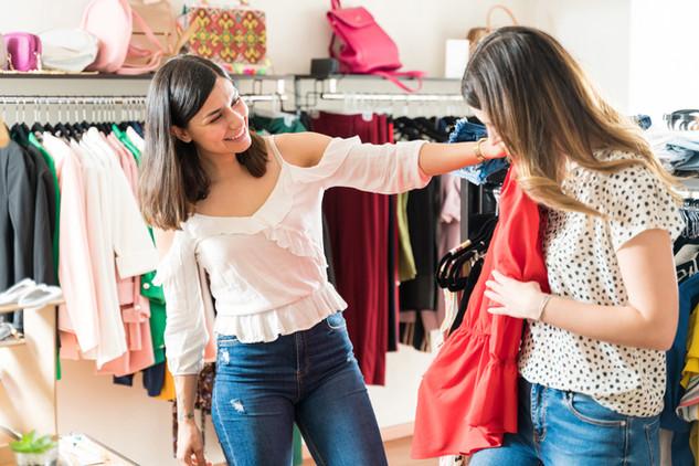 couture et conseil en image à Angers