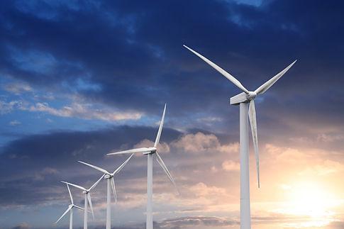 Windmills greentech cleantech - Climefort intellectual property consultancy