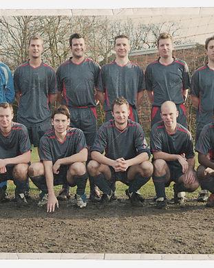 Fotografia stampata della squadra di cal