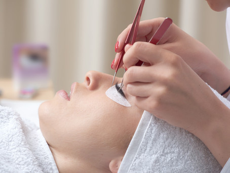 How to prepare for your eyelash appointment.