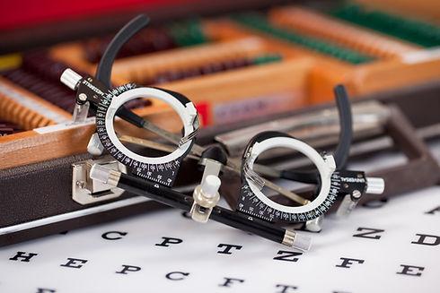 Óculos para Oftalmologia