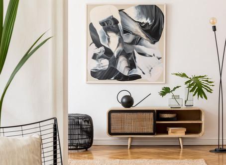 איך קונים אמנות לבית