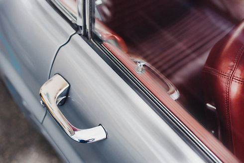 Puerta del auto