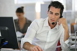 Call Center-Mitarbeiter