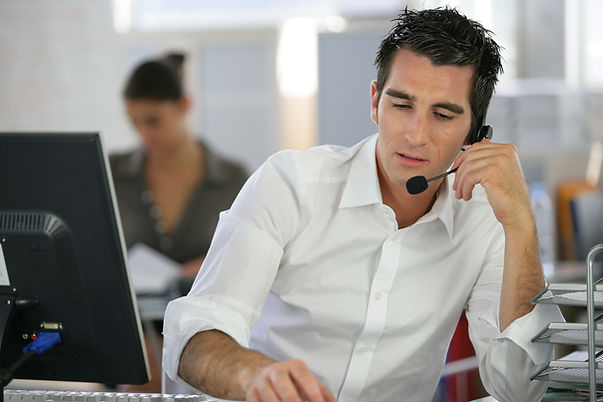 Call Center-medarbejder