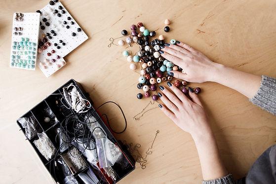 Perles et chaînes