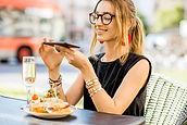 Bloguera de comida