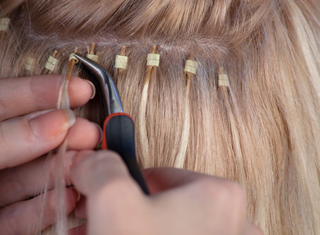 Which Hair Extensions are Best in UK?