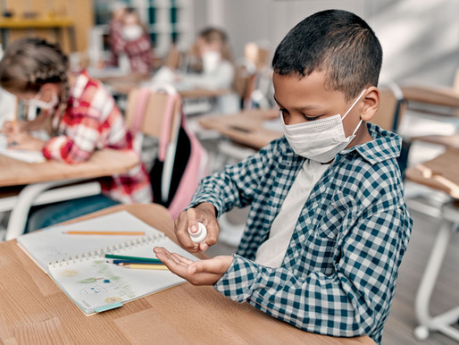 New Federal Guidance: Students with Long Covid may Need Evaluation and Special Education