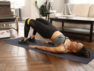 Hip Strength & Stability Week 4 - Bridging for Glute Strength