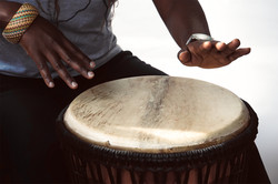Percussionniste Tambour, Gwo Ka
