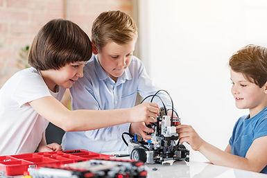 Building a Robot