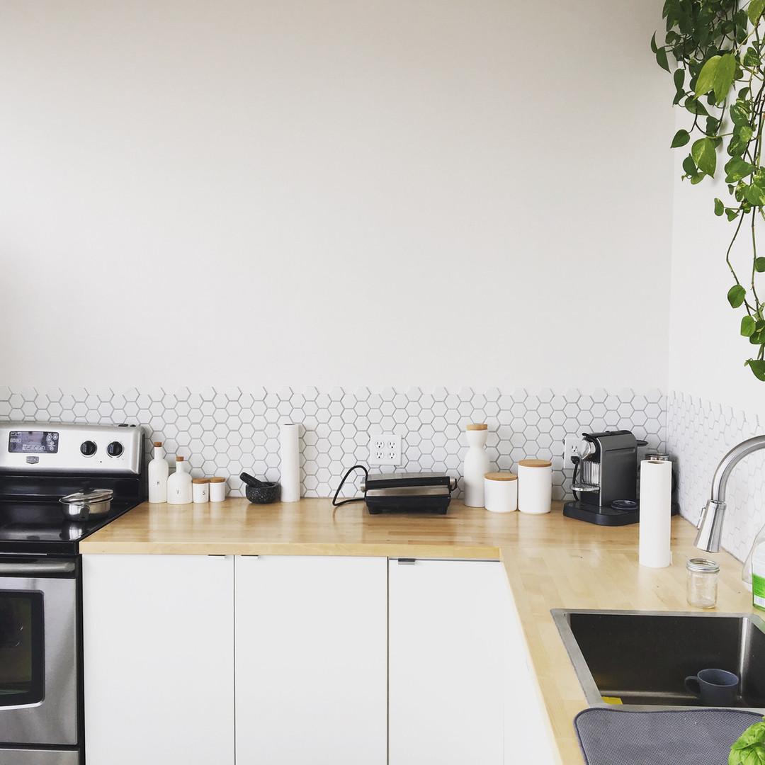 Kitchen Counter