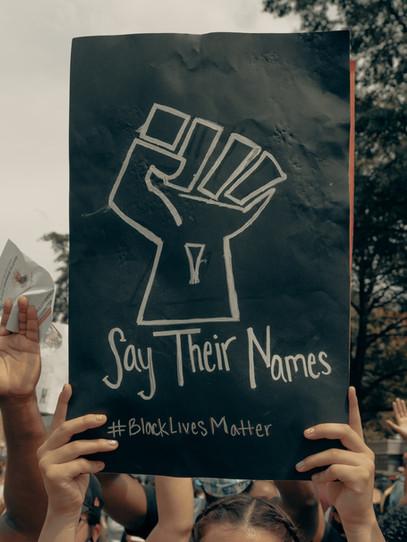 Timeline: The Black Lives Matter movement