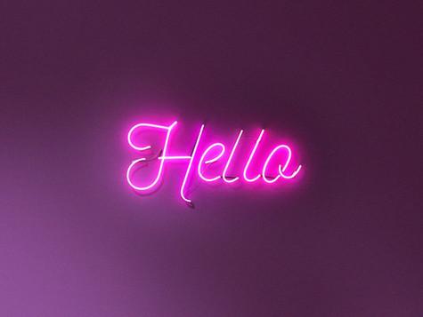 Ciao Mondo!