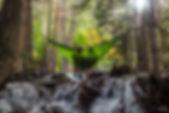 Waldhängematte