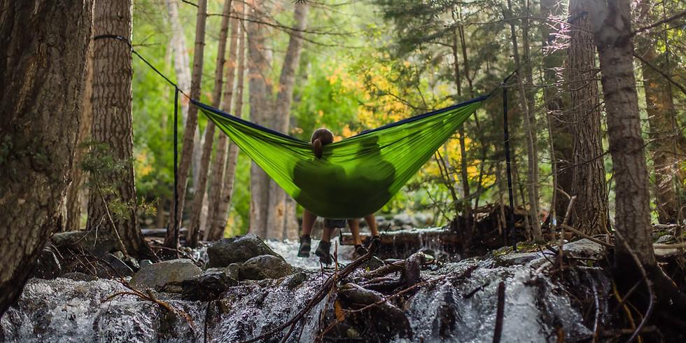 Entspannung pur - in der Natur!
