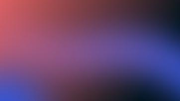 青赤のグラデーション
