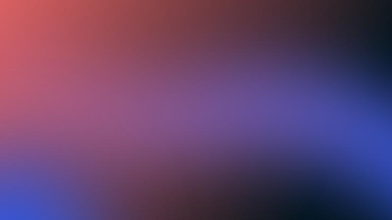 Blue Red Gradient