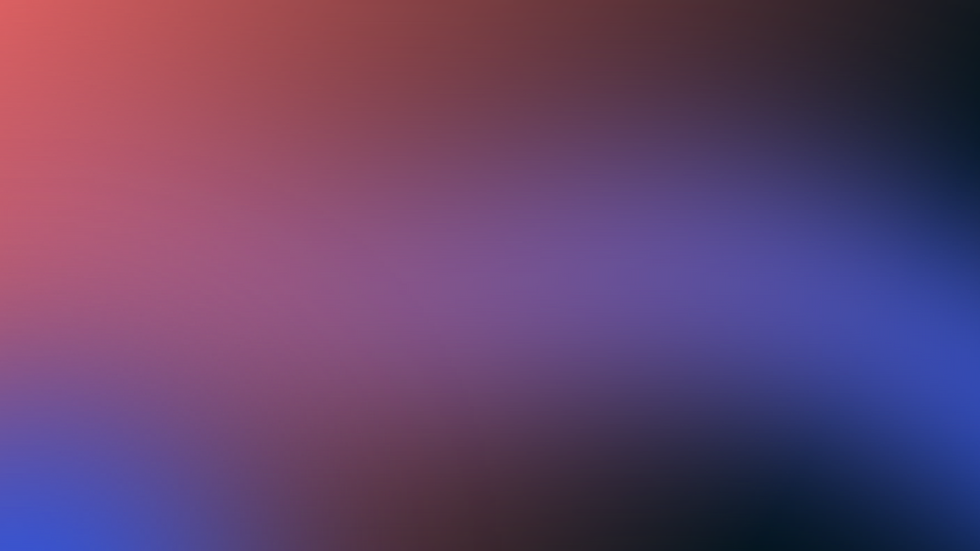 Blue Red Gradient