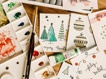 Take part in ISTD Christmas card competition