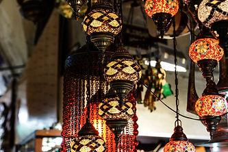 Lampen aus dem Nahen Osten