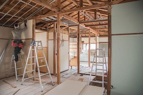 inspection en batiment maison neuve