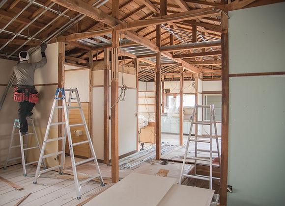 Строительство домов | финансовая модель бизнес плана