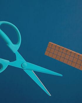 Scissor and Ruler