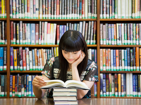 Corona-tiden är läsetid för böcker.
