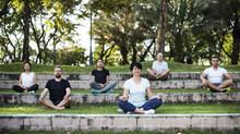 Yoga Vinyasa flow au jardin des plantes et Yoga du visage en visio, en anglais !