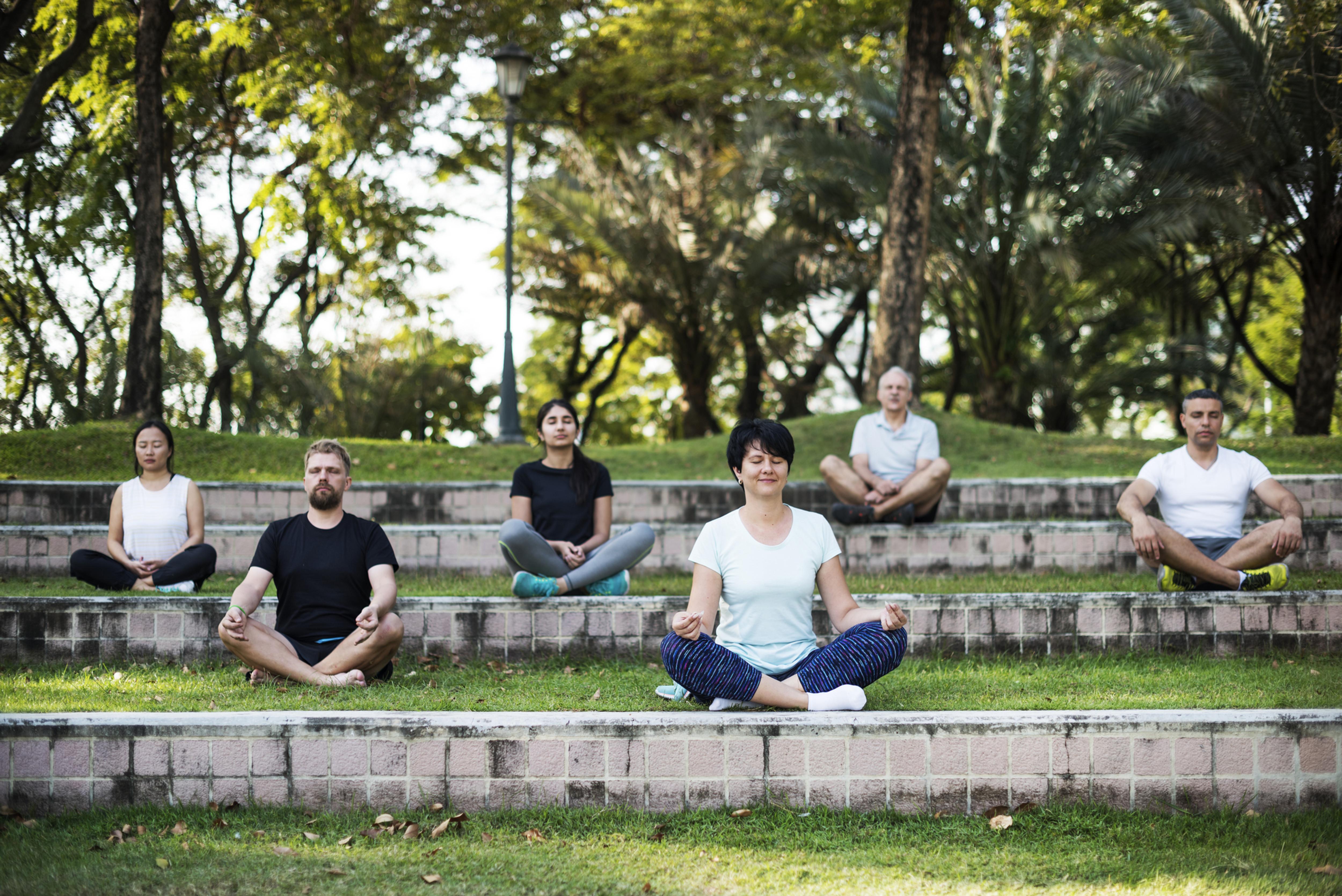 Horizon Park Outdoor Yoga