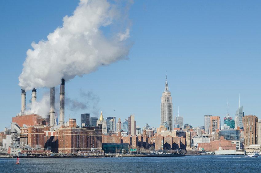 Industrial Smoke