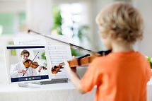 Leçon de musique en ligne