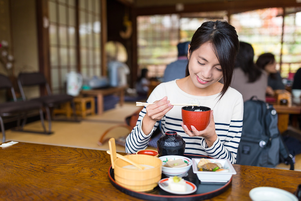 Tips for solo travelers and how to deal with the awkwardness of eating alone