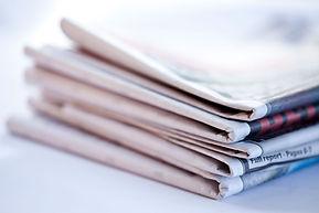ローカルサイネージサービス 紙媒体との併用