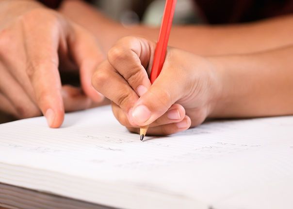 Scrivere in un taccuino