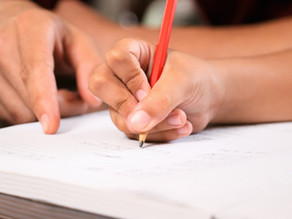 Giving feedback on student writing - Should you correct your students' work or simply mark it?