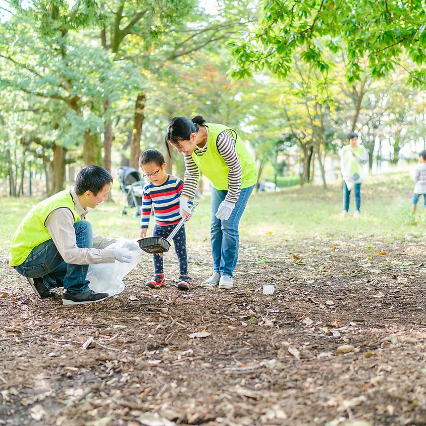 Socially Distance Neighborhood Clean-up