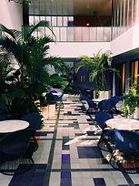 Otel Açık Lobisi