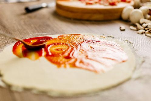 Tikka Pizza Kit