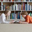Buchdurst-Minis in der Stadtbücherei - ab sofort auch für Kinder der  1. Klasse!