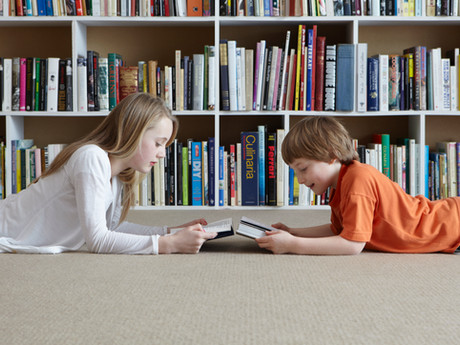 Connecting Faith and Life Through Reading