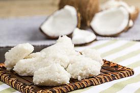Friandises à la noix de coco