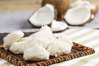 Kokosnuss-Leckereien