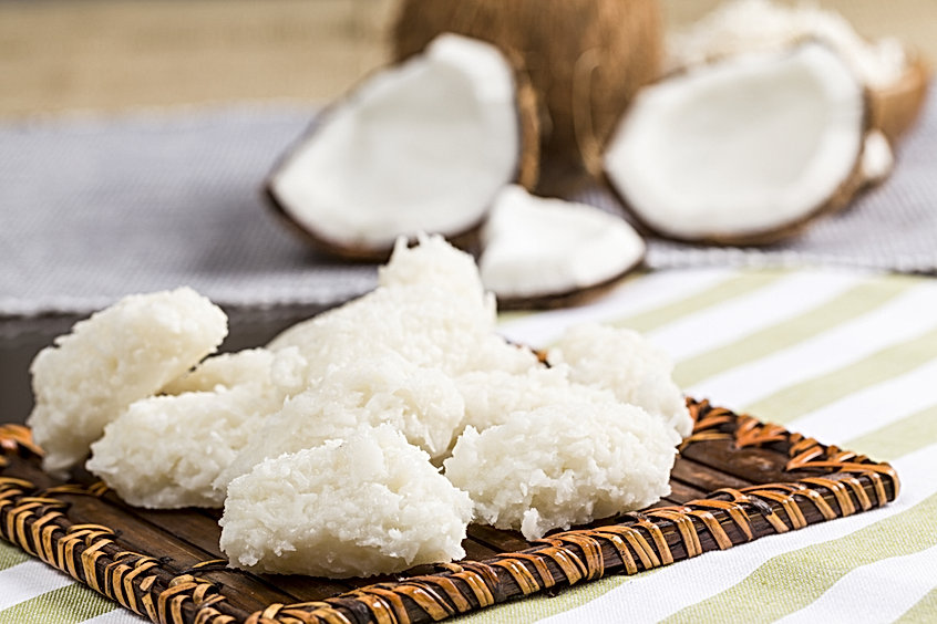 Coconut Treats