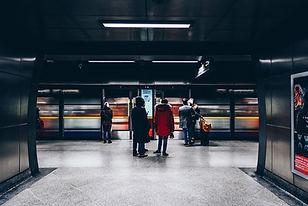 Subway Station TV Protec
