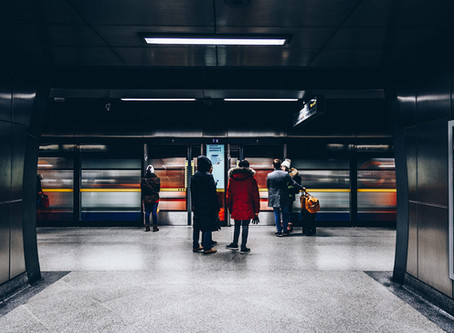 Mass Transit Is the Way to Get Cities Moving Again