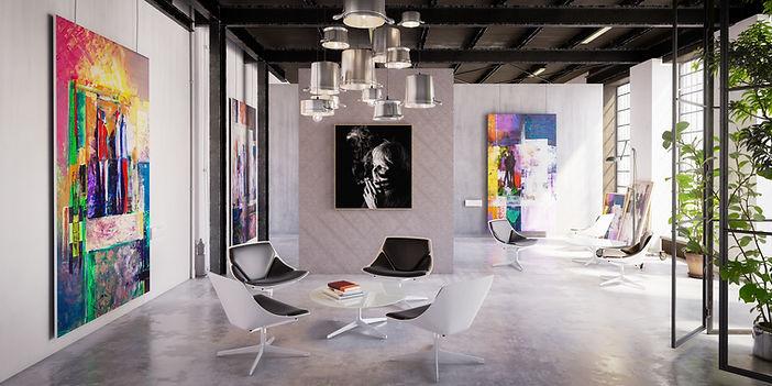 Designer-Wohnung
