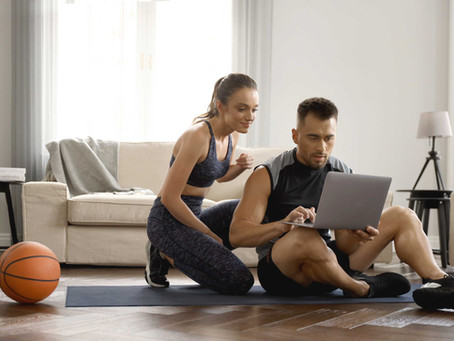 5 Tips For Getting a Great Workout During Virtual Personal Training Sessions